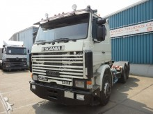 tracteur Scania R143-450H 6x4 FULL STEEL TRACTOR UNIT (60 T. GCW