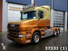 Scania T 500 6x2 V8 Rearder Kiphydraulic tractor unit