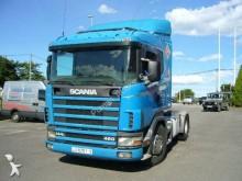 cabeza tractora Scania R 144R460