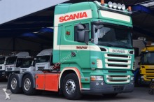 cabeza tractora Scania R 560 / Manuel / etade / 6x2 / Topline / V8