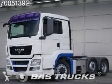 trattore MAN TGS 26.480 L 6X4 Manual Hydraulik Lift+Lenkachse