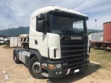 tracteur Scania LA 124 LA 420 4X2