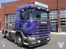 Scania 164-480 RETARDER KIPPER HYDRAULIC tractor unit