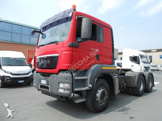 MAN 33.480 6X4 tractor unit