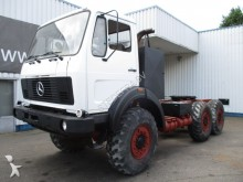 trattore Mercedes 2026, V8, 6X6, FAP, SPRING SUSPENSION