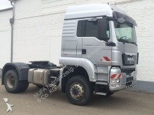 cabeza tractora MAN TGS 18.400/440/ 4x4 BB, Schalter, Klima, Hydr.