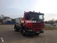 cabeza tractora Scania C 124C420