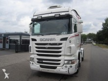 Scania R420 (MANUEL GEARBOX-EURO5) tractor unit