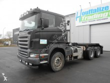 Scania R580 - manual full steel tractor unit