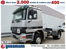 trattore Mercedes Actros / 2043 AS 4x4 / 4x4 Standheizung/Klima