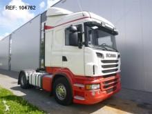 Scania R500 MANUAL RETARDER EURO 5 tractor unit