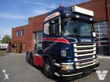 Scania R500 Highline MANUEL KIPPER HYDRAULIC tractor unit
