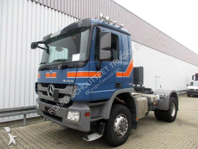Tracteur Mercedes 2046AS  4x4  2046 AS 4x4, mit Kipphydraulik