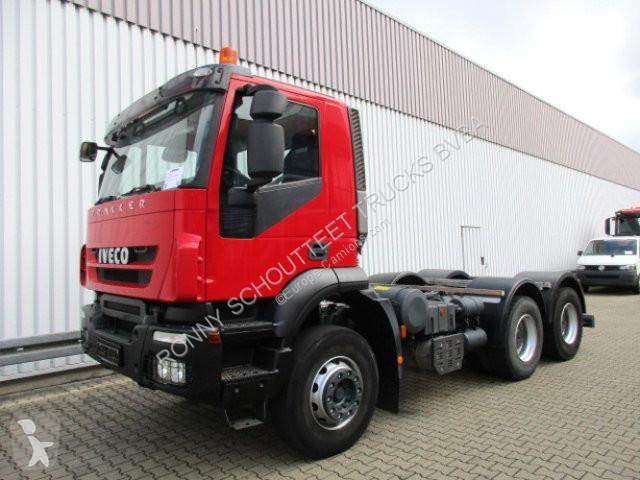 Vedeţi fotografiile Cap tractor n/a Trakker AD380T50   6x4  Autom./Klima/Tempomat