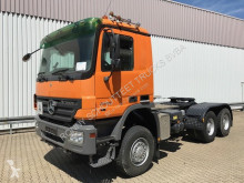 Mercedes Actros 3346AS 6x6 3346 AS 6x6, Kipphydraulik tractor unit