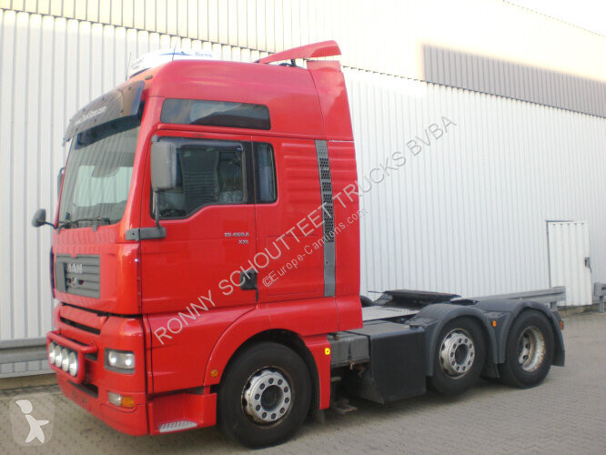 Tracteur MAN 26.463 FVLS  6x2  Standheizung/Autom./Klima