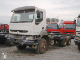 Renault Kerax 350.34 6x6 Umweltplakette Rot tractor unit