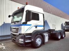 MAN TGS 33.440 BLS 6x4 Standheizung/Klima/Sitzhzg. tractor unit