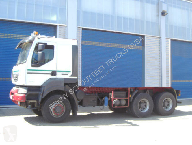 Renault 450.26   6x6 , 450.26  6x6, Retarder tractor unit
