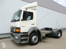 Mercedes Atego 1828LS 4x2 eFH./Umweltplakette Rot tractor unit