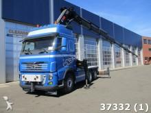 Volvo FH 16.540 6x2 Hiab 60 ton /meter Kran tractor unit