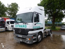 tracteur Mercedes Actros 1835 2 STUCK/PIECES