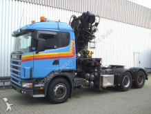Scania 144G tractor unit