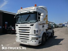 Scania R 420 Manual tractor unit