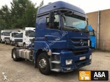cabeza tractora Mercedes Axor 1840 LS 4x2 EURO 5 2012 spoilerkit PowerShi
