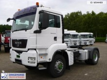 tracteur MAN TGS 18.440 4X4 Hydrodrive + manual gearbox + tip