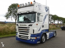Scania R560 MANUAL tractor unit