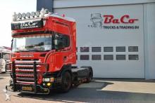 Scania R 620 TL V8 - MANUAL - ETADE - KING OF THE O tractor unit