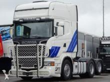 Scania R560 V8 6X2 RETARDER EURO 5 tractor unit