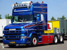 Scania Torpedo 500 V8 6X2 MANUAL / RETARDER / FULL AIR tractor unit
