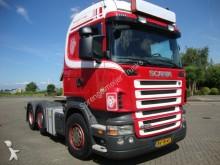 tracteur surbaissé Scania