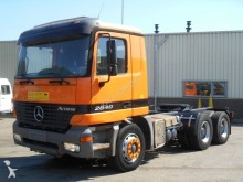 Mercedes Actros 2640 6x4 Full Spring Suspension Hydraulli tractor unit