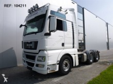 MAN TGX26.540 XXL tractor unit