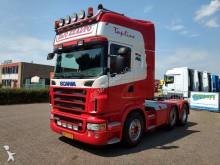 Scania R500 6X2/4 Topline V8 Euro5 Hand/Retarder 05/201 tractor unit