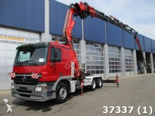 cabeza tractora Mercedes Actros 3346 6x4 Fassi 60 ton/meter Kran + Jib
