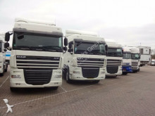 DAF XF 105/410 Spacecup sauber tractor unit