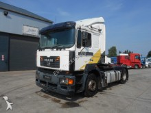 cabeza tractora MAN 19.414 (WITH HYDRAULIC PUMP)