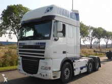 tracteur DAF XF 105.460 SSC 6X2 FTG MANUAL