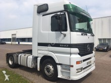 Mercedes Actros 1843 THREE PEDALS tractor unit