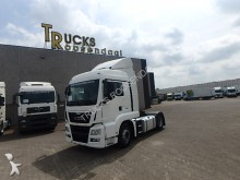 MAN TGS 18.440 + EURO 6 + SPOILER 2x in stock tractor unit