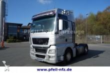 MAN TGX 18.440 XXL-EURO 5-Intarder-2Tanks-Standklima tractor unit