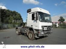 cabeza tractora Mercedes 20-44 LS - 4X4- 3 Pedale-BLATT-BLATT- AP Achsen