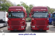 Scania R440 Topline- EURO 5- RETARDER- 2 Tanks-TOP tractor unit