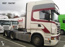 tracteur Scania R560