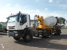 cabeza tractora Iveco Trakker AD400T41WT 4X4 E5 MANUAL MIXER