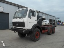 cabeza tractora Mercedes SK 2026 (STEEL SUSPENSION / 6X6)
